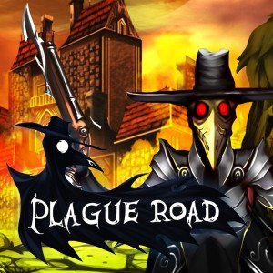 Cover Plague Road