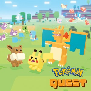 Cover Pokémon Quest