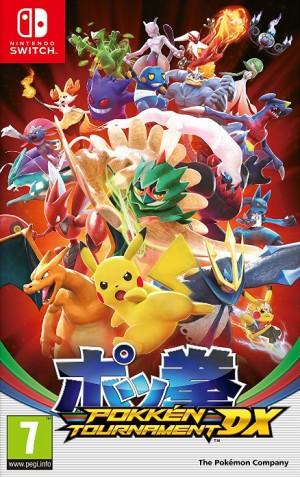 Cover Pokkén Tournament DX (Nintendo Switch)