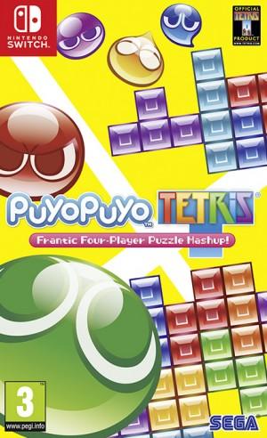 Cover Puyo Puyo™ Tetris®