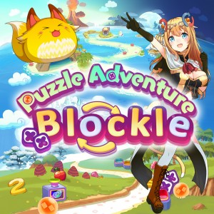 Cover Puzzle Adventure Blockle