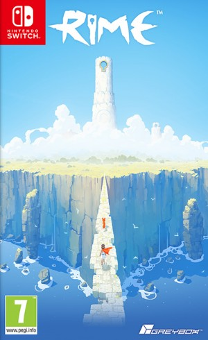 Cover RiME (Nintendo Switch)