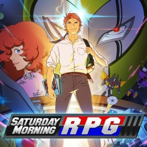 Cover Saturday Morning RPG