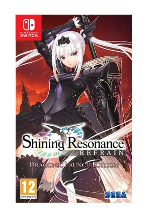 Cover Shining Resonance Re:frain