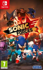 Cover Sonic Forces (Nintendo Switch)