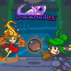 Cover SpiritSphere DX