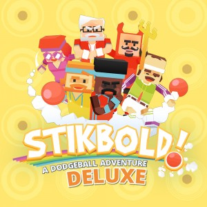 Cover Stikbold! A Dodgeball Adventure DELUXE