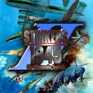 Cover STRIKERS 1945 II for Nintendo Switch