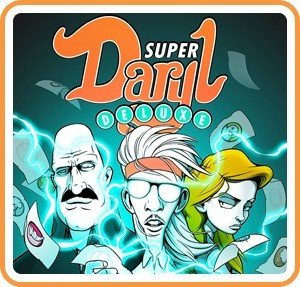 Cover Super Daryl Deluxe