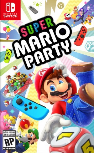 Cover Super Mario Party (Nintendo Switch)