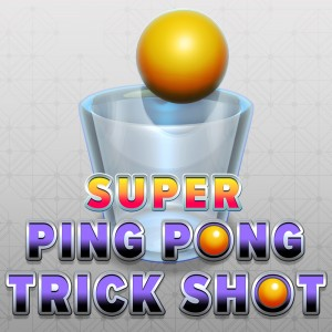 Cover Super Ping Pong Trick Shot