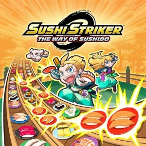 Cover Sushi Striker: The Way of Sushido