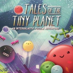 Cover Tales of the Tiny Planet