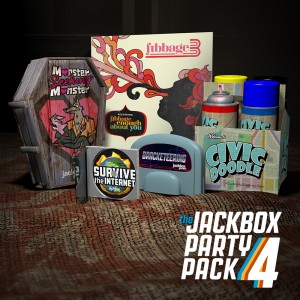 Cover The Jackbox Party Pack 4
