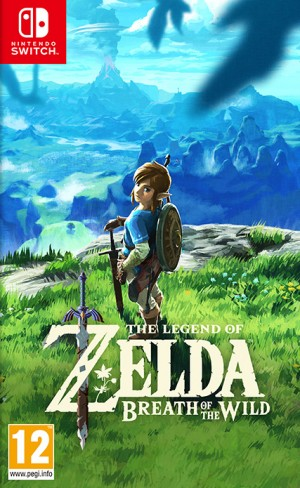 Cover The Legend of Zelda: Breath of the Wild