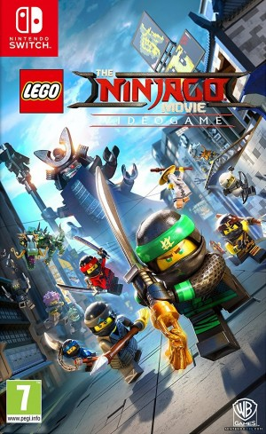 Cover The LEGO NINJAGO Movie Videogame