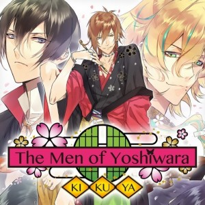 Cover The Men of Yoshiwara: Kikuya