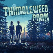 Cover Thimbleweed Park (Nintendo Switch)