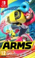 Cover ARMS (Nintendo Switch)