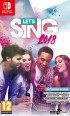 Cover Let's Sing 2018 (Nintendo Switch)