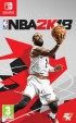 Cover NBA 2K18 (Nintendo Switch)
