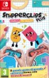 Cover Snipperclips – Cut it out, together! - Nintendo Switch