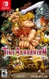 Cover Tiny Barbarian DX