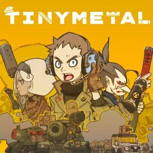 Cover TINY METAL