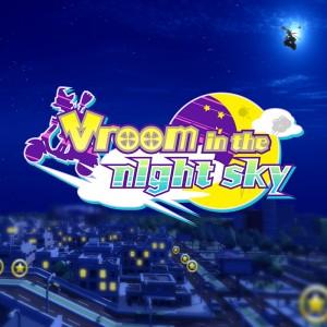 Cover Vroom in the night sky