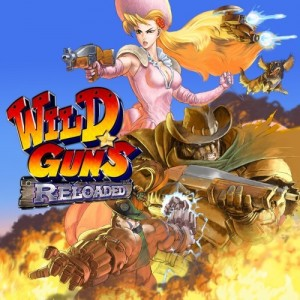 Cover Wild Guns Reloaded
