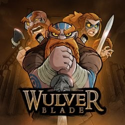 Cover Wulverblade