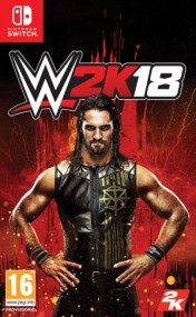 Cover WWE 2K18 (Nintendo Switch)