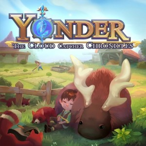 Cover Yonder: The Cloud Catcher Chronicles (Nintendo Switch)