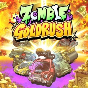 Cover ZOMBIE GOLD RUSH