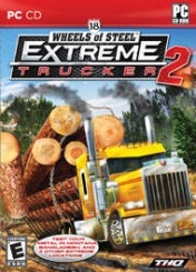 Cover 18 Wheels of Steel: Extreme Trucker 2