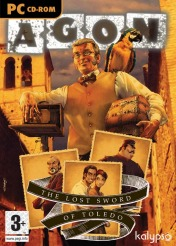Cover AGON: Lost Sword of Toledo
