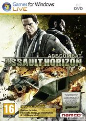 Cover Ace Combat Assault Horizon: Enhanced Edition