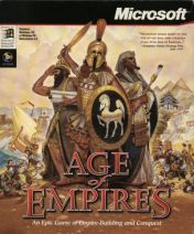 Cover Age of Empires (PC)