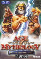 Cover Age of Mythology