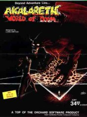 Cover Akalabeth: World of Doom