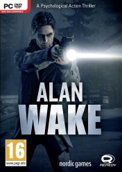 Cover Alan Wake