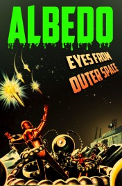 Cover Albedo: Eyes from Outer Space