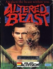 Cover Altered Beast (PC)