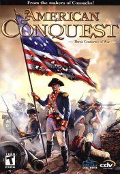Cover American Conquest