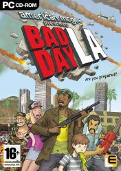 Cover American McGee Presents Bad Day LA