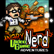 Cover Angry Video Game Nerd Adventures
