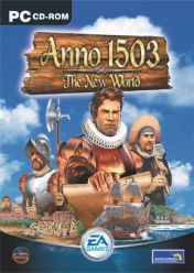 Cover Anno 1503: The New World (PC)