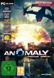 Cover Anomaly: Warzone Earth - Mobile Campaign