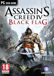 Cover Assassin's Creed IV: Black Flag (PC)