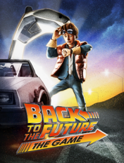 Cover Back to the Future: The Game (PC)